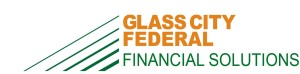 Glass City Federal Credit Union Financial Solutions Logo