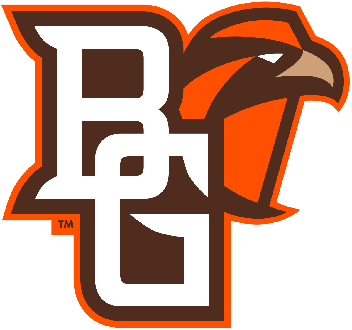 Bowling Green State University Athletics Logo